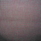 Red Checkered Shopping Cart Cover