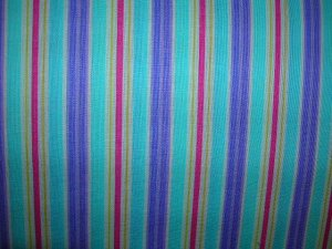 Stripes Shopping Cart Cover