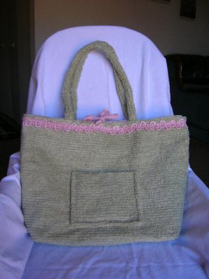 Diaper Tote Bag to Match your Classy Cover