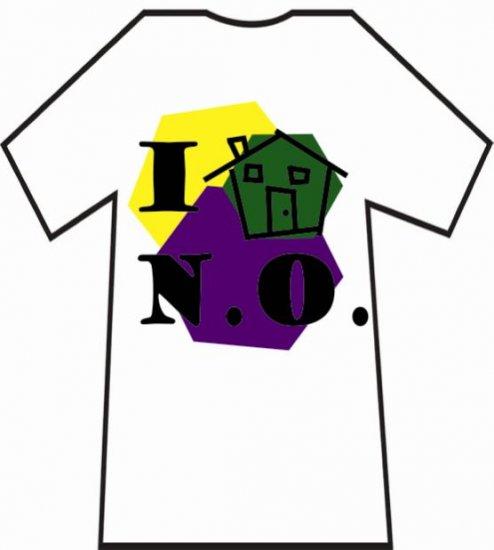 I 'house' N. O.