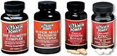 Men's Health Nutrition Kit