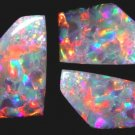 WORLD CLASS SOLID 36 CARAT HARLEQUIN AUSTRALIAN OPAL