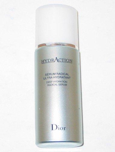 CD Christian Dior HydrAction Deep Hydration Radical Serum