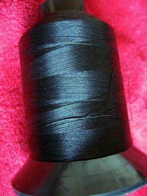 Nymo Beading thread 3 ounce spool black Size B