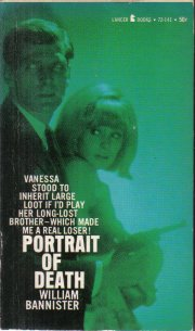 Portrait of Death William Bannister PB