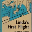 Linda's first flight,  by Dudley, Nancy