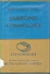Emerging Cosmology (Convergence) [Hardcover]  by Lovell, Bernard, Sir