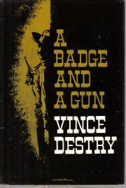 A badge and a gun  by Norwood, Victor George Charles