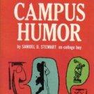 Campus Humor [Paperback]  by Samuel D. Stewart