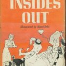 INSIDES OUT-John Mason Brown--1942 HC/DJ-Illustrated