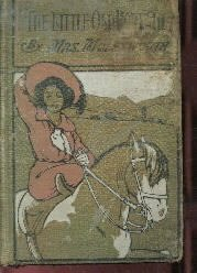 The Little Old Portrait-Mrs. Molesworth-A.L. Burt hardcover