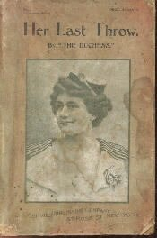 Her Last Throw-The Duchess