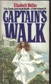 CAPTAINS WALK [Paperback]  by Welles, Elisabeth