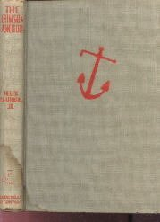 The Crimson Anchor Felix Riesenberg 1948 HC