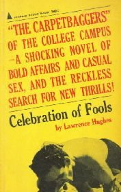 Celebration of fools, a novel  by Hughes, Lawrence