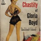 The Chasity Of Gloria Boyd Donald Henderson Clarke Vintage Paperback