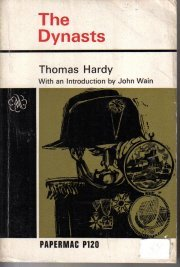 The Dynasts: An Epic Drama Of The War With Napoleon [Paperback]  by Hardy...