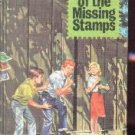 Mystery Missing Stamps-Margaret Clark-1967 HC