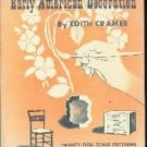 Handbook of Early American Decoration  by Cramer, E.