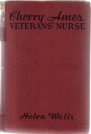 Cherry Ames Veterans' Nurse  by Helen Wells