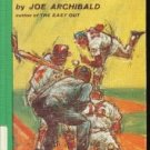 SOUTHPAW SPEED-Joe Archibald-1965 Hardcover