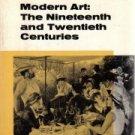 Modern Art-Nineteenth & Twentieth Centuries-Galloway-Trade PB-