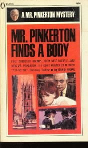 MR. PINKERTON FINDS A BODY-David Frome-Paperback