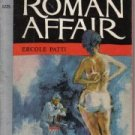 The Roman Affair-Ercole Patti -1959 Pocket PB