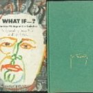 WHAT IF?-Satirical Writings Of Kurt Tucholsky-HC/DJ