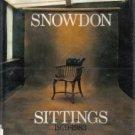 Sittings, 1979-1983  by Snowdon, Antony Armstrong-Jones