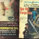 The Schemers But Not Forgotten Ruth Fenisong Giant Ace Double paperback