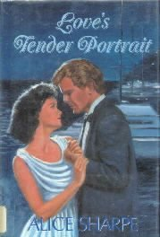 Love's Tender Portrait (Thorndike Large Print Candlelight) [LARGE PRINT]  by...