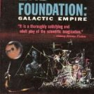 2nd Foundation:  GALACTIC EMPIRE Isaac Asimov 1953 Avon PB