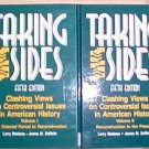 Taking Sides: Clashing Views on Controversial Issues in American History: The...