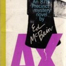 Ax: An 87th Precinct Mystery [Paperback]  by McBain, Ed