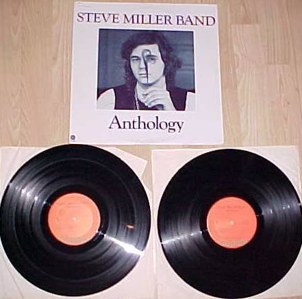 Anthology [Audio CD] Miller Band, Steve