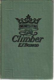 THE CLIMBER B.F. Benson 1908 HC