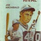 Centerfield Rival  by Archibald, Joe; Archibald, Joseph,