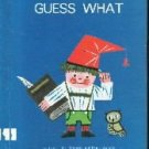 Guess What: Fourteen Riddles.  by Hille-Brandts, Lene.