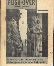 PUSH-OVER-Lora Sela-Racy Cover