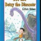 Joe and Betsy the Dinosaur (An I Can Read Book)  by Hoban, Lillian