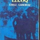 Monsieur Lecoq [Paperback]  by Gaboriau, Emile