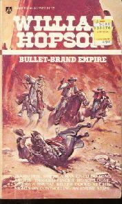 Bullet-Brand Empire (Atlantic Large Print Series) [LARGE PRINT]  by Hopson...