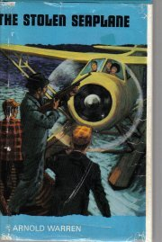 The Stolen Seaplane Arnold Warren 1965 HC/DJ