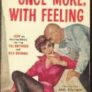 Once More With Feeling-Pinchot-Paperback-Yul Brynner Cover