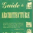 Realtor's Guide To ARCHITECTURE-A. King-HC/DJ