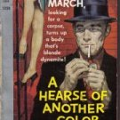 A Hearse of Another Color: A Milo March Mystery, #15  by M. E. Chaber