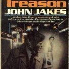 A NIGHT FOR TREASON John Jakes Charter PB