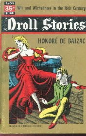 Droll Stories  by Balzac, Honore De; Gustave Dore