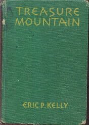 Treasure Mountain-Eric Kelly-1937 HC